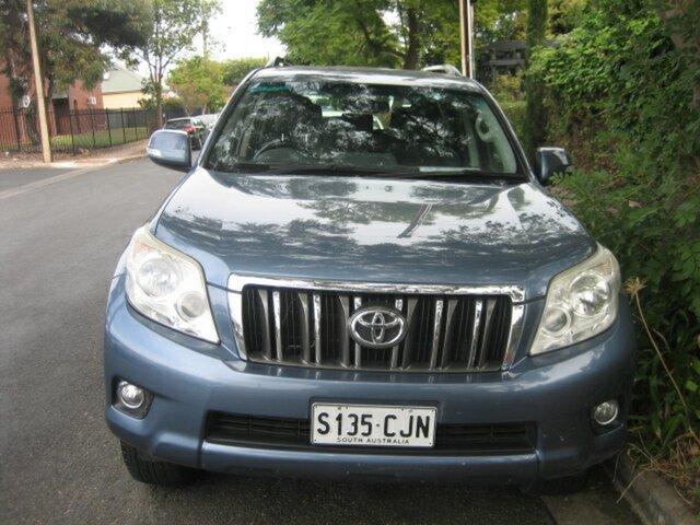 Used Toyota Landcruiser Prado GXL (4x4), Prospect, 2010 Toyota Landcruiser Prado GXL (4x4) Wagon