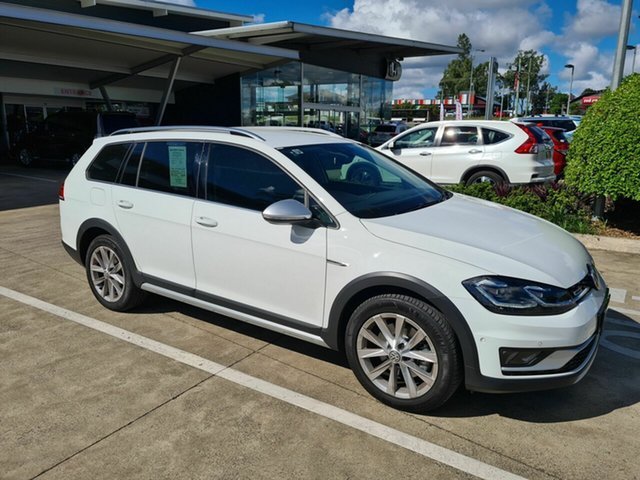Discounted Used Volkswagen Golf Alltrack DSG 4MOTION 132TSI, Yamanto, 2018 Volkswagen Golf Alltrack DSG 4MOTION 132TSI Wagon
