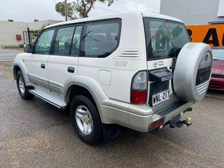 2001 Toyota Landcruiser Prado TX (4x4) Wagon.