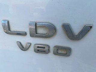 2013 LDV V80 LWB Mid Van.
