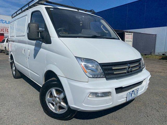 Used LDV V80 LWB Mid, Hoppers Crossing, 2013 LDV V80 LWB Mid Van