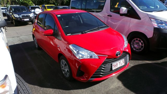 Used Toyota Yaris Ascent, Morayfield, 2018 Toyota Yaris Ascent Hatchback