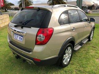 2010 Holden Captiva LX AWD Wagon.