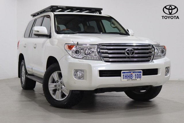 Used Toyota Landcruiser Sahara, Northbridge, 2014 Toyota Landcruiser Sahara Wagon