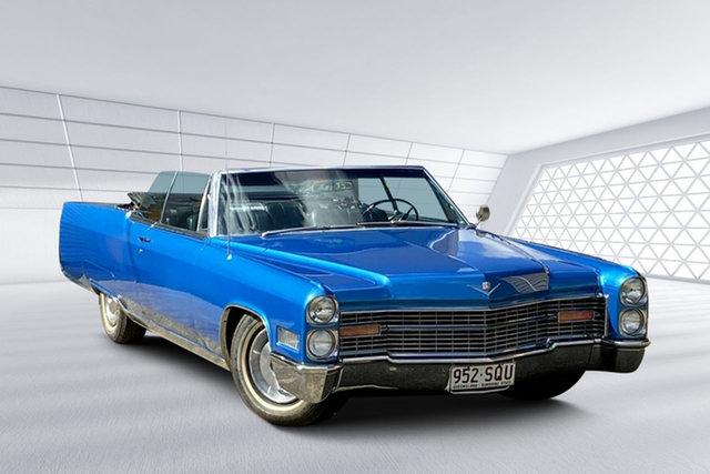 Used Cadillac De Ville, Moorooka, 1966 Cadillac De Ville Convertible