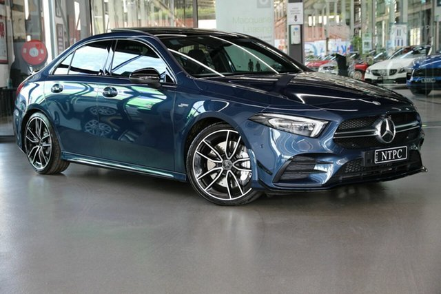 Used Mercedes-Benz A-Class A35 AMG SPEEDSHIFT DCT 4MATIC, North Melbourne, 2021 Mercedes-Benz A-Class A35 AMG SPEEDSHIFT DCT 4MATIC Sedan