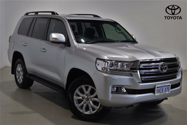 Used Toyota Landcruiser VX, Northbridge, 2020 Toyota Landcruiser VX Wagon