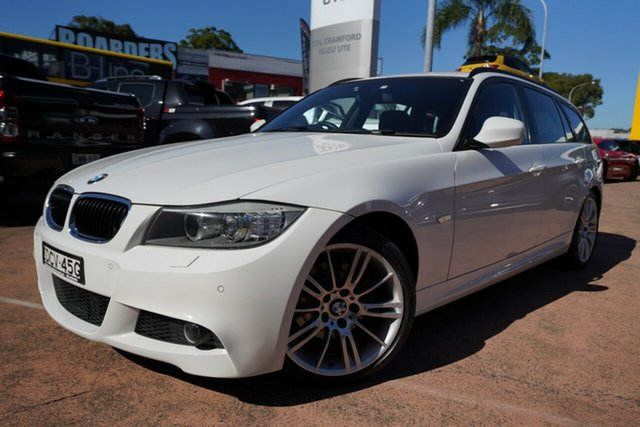 Used BMW 320d Touring Lifestyle, Brookvale, 2011 BMW 320d Touring Lifestyle Wagon