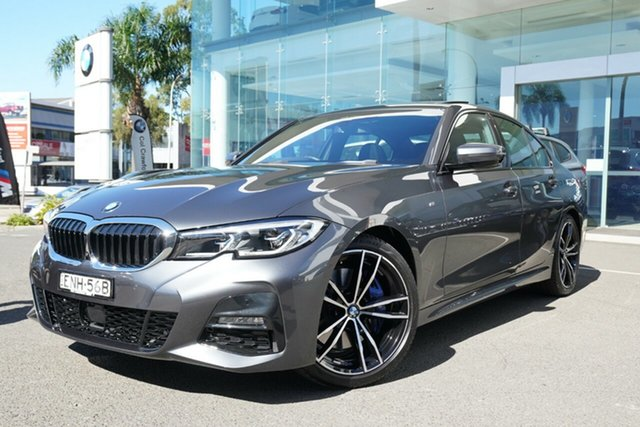Used BMW 330i M Sport, Brookvale, 2020 BMW 330i M Sport Sedan