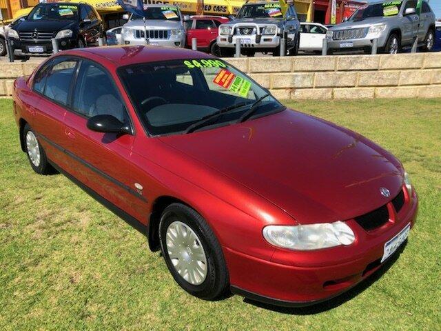 Used Holden Commodore Acclaim, Wangara, 2001 Holden Commodore Acclaim Sedan