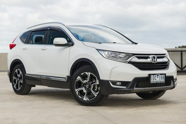 Used Honda CR-V VTi-S FWD, Springvale, 2018 Honda CR-V VTi-S FWD RW MY18 Wagon