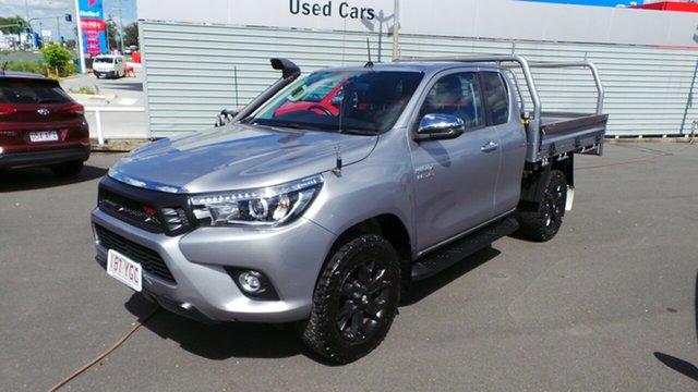 Used Toyota Hilux SR5 Extra Cab, Morayfield, 2018 Toyota Hilux SR5 Extra Cab Utility