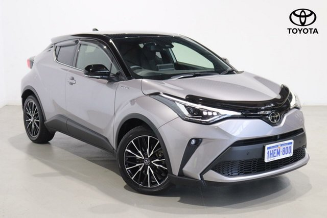 Used Toyota C-HR Koba S-CVT 2WD, Northbridge, 2020 Toyota C-HR Koba S-CVT 2WD Wagon