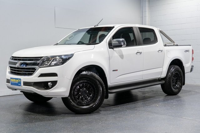 Used Holden Colorado LTZ (4x4), Slacks Creek, 2017 Holden Colorado LTZ (4x4) Crew Cab Pickup