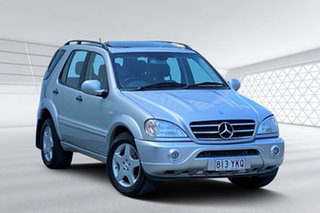 2001 Mercedes-Benz ML55 AMG 4x4 Wagon.