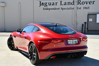 2016 Jaguar F-TYPE Coupe Coupe.