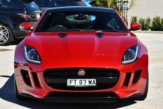 2016 Jaguar F-TYPE Coupe Coupe.