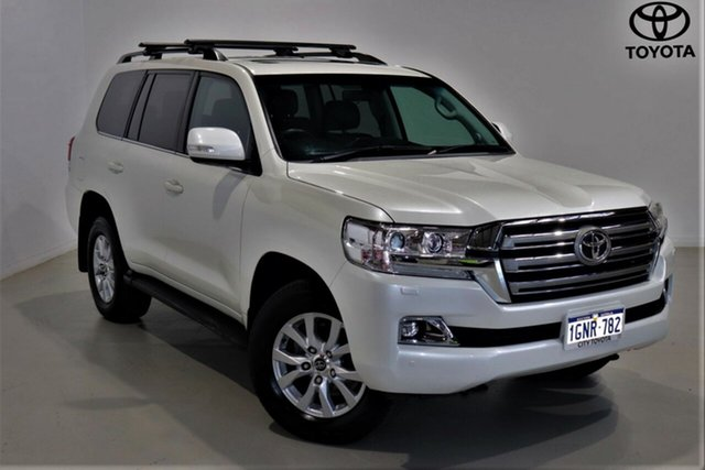 Used Toyota Landcruiser VX, Northbridge, 2018 Toyota Landcruiser VX Wagon