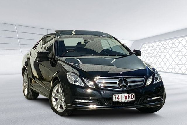 Used Mercedes-Benz E250 CDI Elegance BE, Moorooka, 2011 Mercedes-Benz E250 CDI Elegance BE Coupe