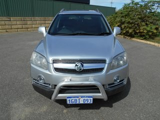 2008 Holden Captiva LX AWD 60th Anniversary Wagon.