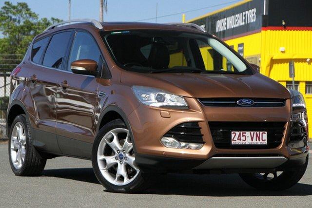 Used Ford Kuga Titanium PwrShift AWD, Bowen Hills, 2013 Ford Kuga Titanium PwrShift AWD Wagon