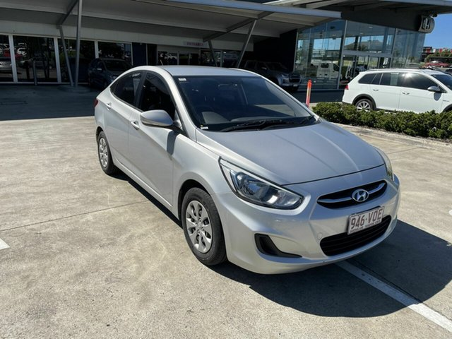 Discounted Used Hyundai Accent Active, Yamanto, 2014 Hyundai Accent Active Sedan
