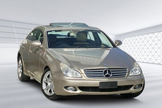 2007 Mercedes-Benz CLS350 Coupe.