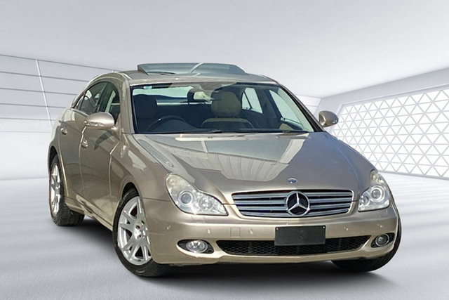 Used Mercedes-Benz CLS350, Moorooka, 2007 Mercedes-Benz CLS350 Coupe