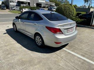 2014 Hyundai Accent Active Sedan.