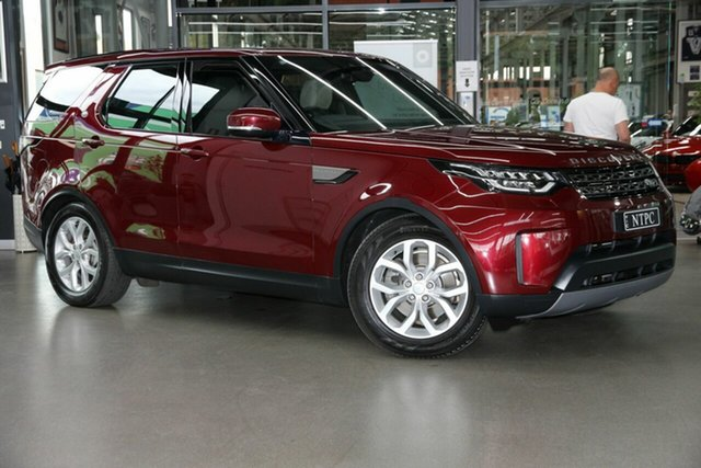 Used Land Rover Discovery SE, North Melbourne, 2017 Land Rover Discovery SE Wagon