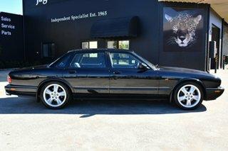 1999 Jaguar XJR Sedan.