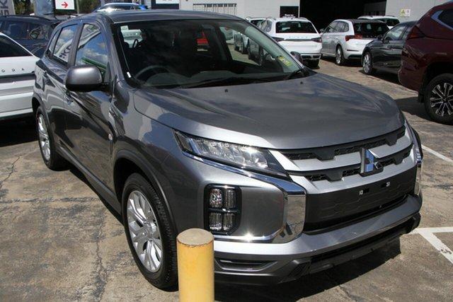 Discounted Demonstrator, Demo, Near New Mitsubishi ASX ES 2WD, Bowen Hills, 2021 Mitsubishi ASX ES 2WD Wagon