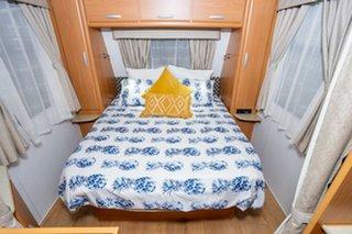 2013 Caravan Coromal Element B612S Caravan.