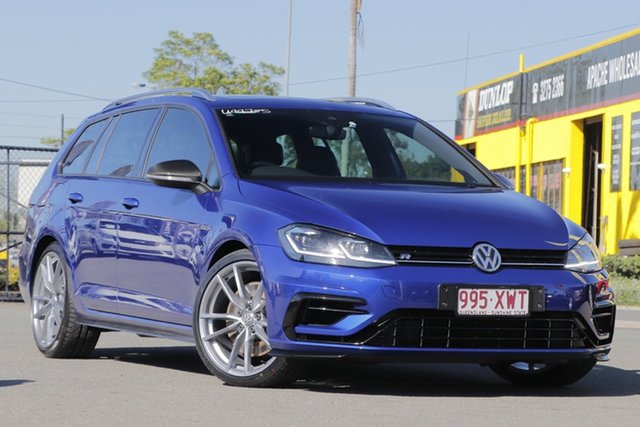 Used Volkswagen Golf R DSG 4MOTION Wolfsburg Edition, Bowen Hills, 2017 Volkswagen Golf R DSG 4MOTION Wolfsburg Edition Wagon