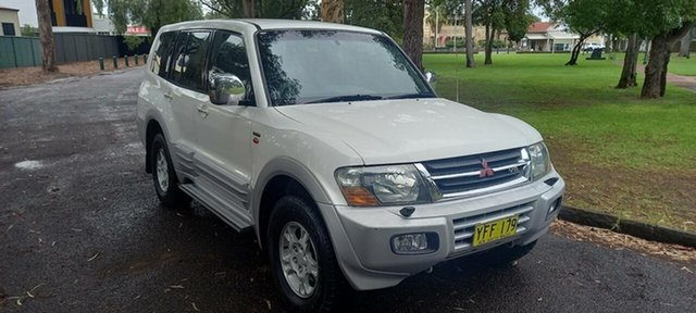 Used Mitsubishi Pajero Exceed LWB (4x4), Prospect, 2001 Mitsubishi Pajero Exceed LWB (4x4) Wagon