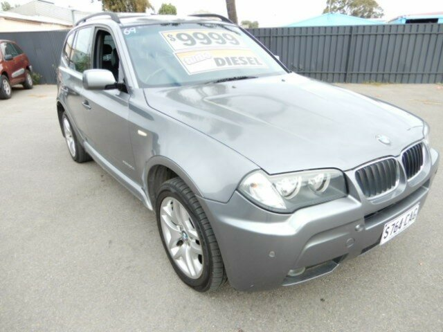 Used BMW X3 xDrive20d Steptronic Lifestyle, Enfield, 2009 BMW X3 xDrive20d Steptronic Lifestyle Wagon