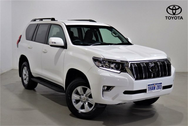 Used Toyota Landcruiser Prado GXL, Northbridge, 2020 Toyota Landcruiser Prado GXL Wagon