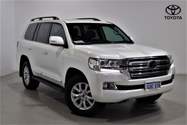 Used Toyota Landcruiser Sahara, Northbridge, 2016 Toyota Landcruiser Sahara Wagon