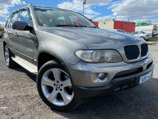 Used BMW X5 3.0D, Hoppers Crossing, 2006 BMW X5 3.0D Wagon