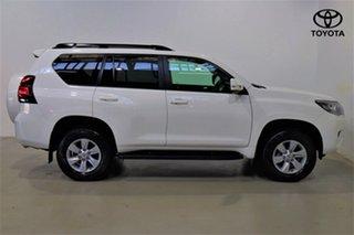 2020 Toyota Landcruiser Prado GXL Wagon.
