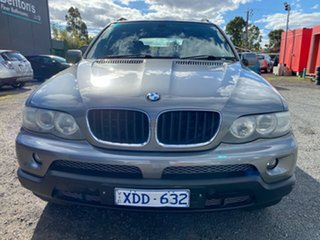 2006 BMW X5 3.0D Wagon.