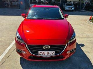 2016 Mazda 3 SP25 SKYACTIV-MT GT Sedan.