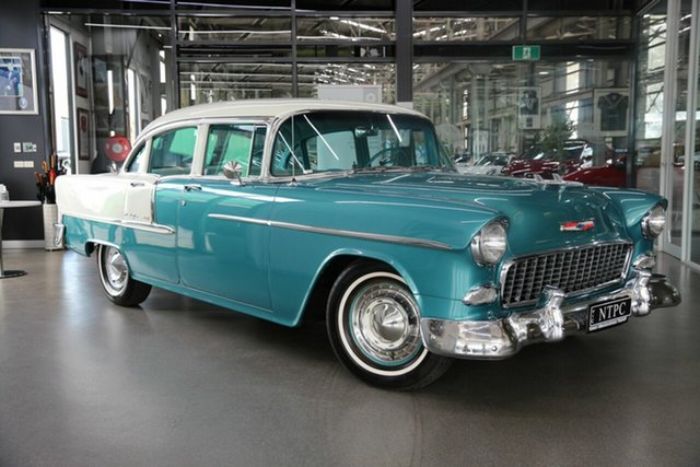 Used Chevrolet Bel-Air 55, North Melbourne, 1955 Chevrolet Bel-Air 55 Sedan