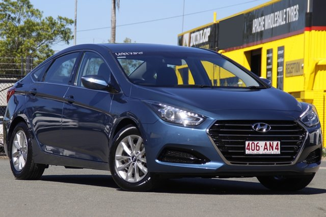 Used Hyundai i40 Active D-CT, Bowen Hills, 2015 Hyundai i40 Active D-CT Sedan