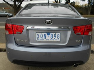 2009 Kia Cerato SLi Sedan.