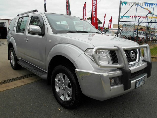 Discounted Used Nissan Pathfinder ST-L (4x4), Werribee, 2006 Nissan Pathfinder ST-L (4x4) Wagon