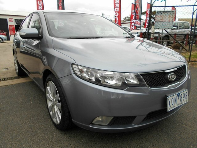 Discounted Used Kia Cerato SLi, Werribee, 2009 Kia Cerato SLi Sedan