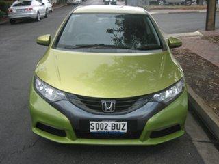 2012 Honda Civic VTi-S Hatchback.