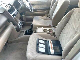2006 Honda CR-V (4x4) Wagon.