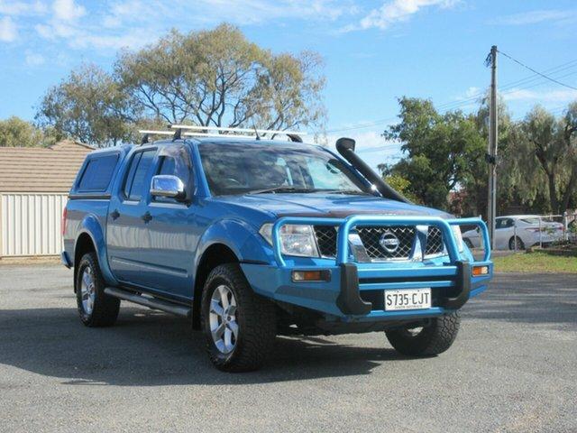 Used Nissan Navara ST-X (4x4), Enfield, 2007 Nissan Navara ST-X (4x4) Dual Cab Pick-up